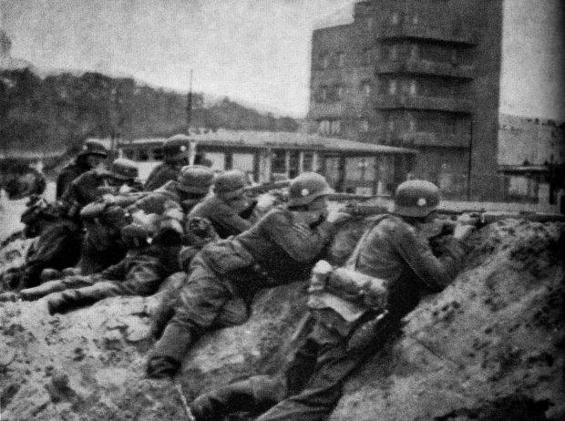 Atak na Gdyni�