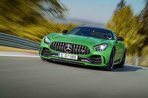 Sprzedaż w 2016 r. | Mercedes AMG bije rekord w Polsce