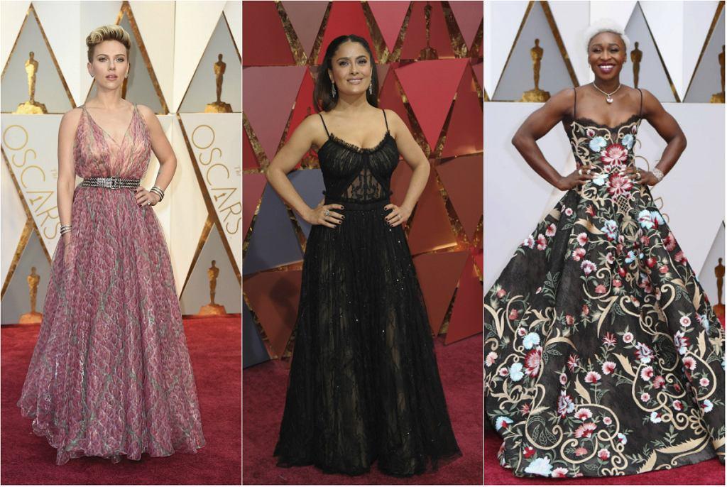 Oscary 2017: Najgorzej ubrane gwiazdy