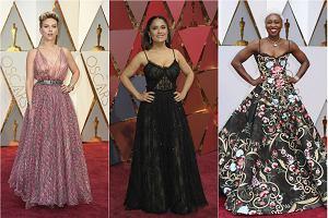 Oscary 2017: suknia tak zła, jak rola w Grey'u i Scarlett w firanie. Zobacz zdjęcia najgorzej ubranych gwiazd [OCENIAMY]