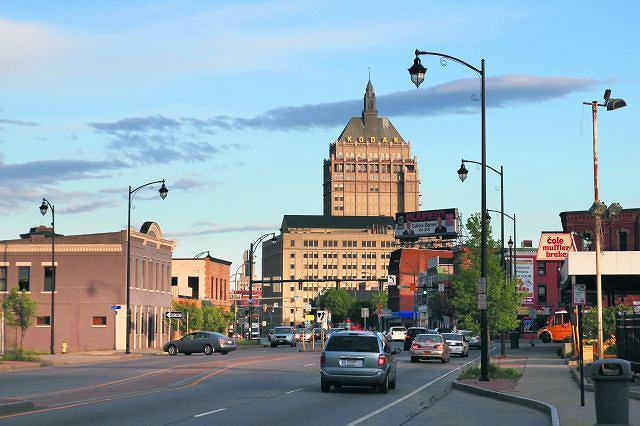 W latach 80. w 200-tysięcznym Rochester dla Kodaka pracuje ponad 60 tys. ludzi
