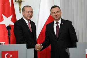 Prezenty od Erdogana. Powstaną pomniki upamiętniające przyjaźń polsko-turecką