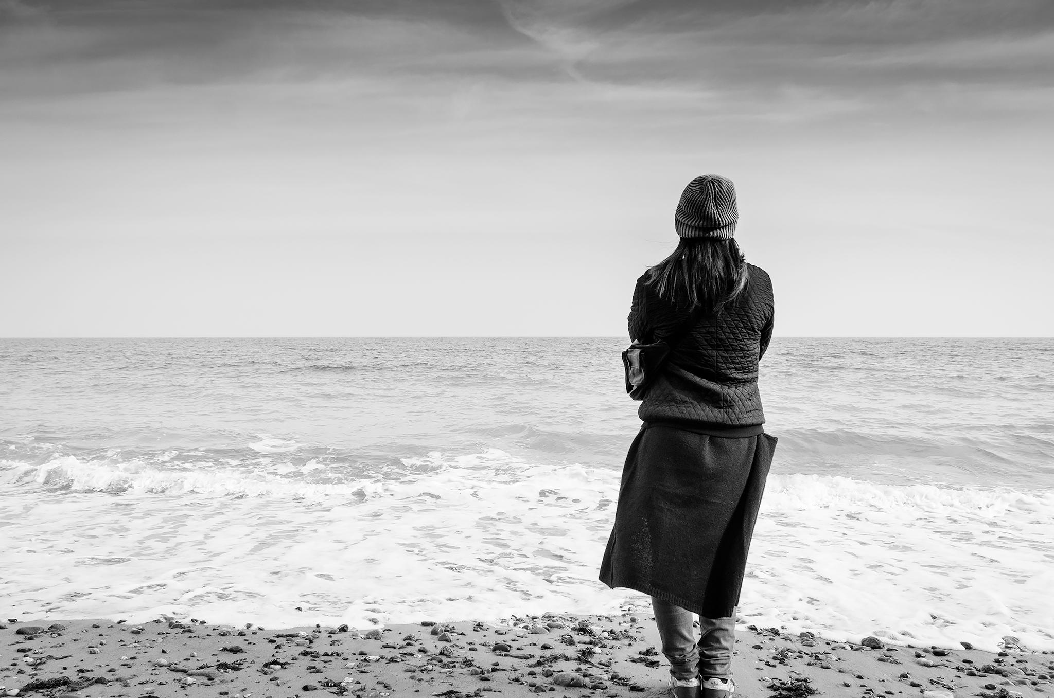 Wyjście przed zupełnie obcych ludzi i opowiadanie o swoich doświadczeniach to duże wyzwanie dla chorych na schizofrenię (fot. Mizrak / http://bit.ly/1BhO12U / CC BY / http://bit.ly/1BhO12U)