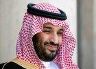 Książę trzęsie Arabią, na Jemen spadają bomby