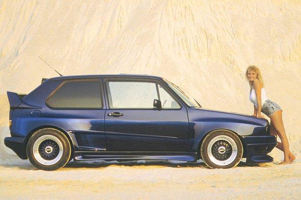 Volkswagen Golf Rieger GTO
