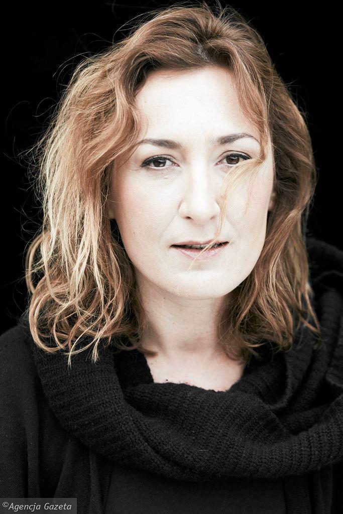 Maja Kleczewska / Fot. Maciej Zienkiewicz