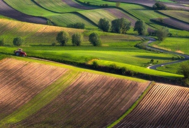 Polska jest pi�kna! Fotograf amator przypomnia� niedoceniony zak�tek Polski