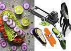 Czym siekać warzywa, by ułatwić sobie pracę w kuchni? Urządzenia do makaronu z warzyw, mandoliny, tarki i inne [Przegląd]