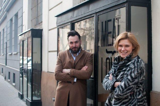 Agnieszka Wiewiórska i Kamil Prandecki - Meat Love