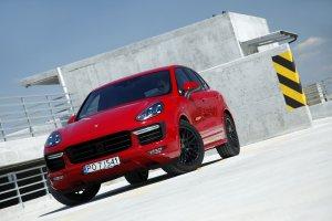 Porsche Cayenne GTS | Test | Ju� nie to samo?