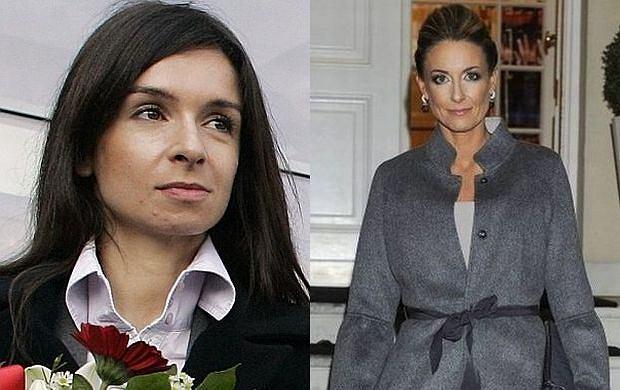Marta Kaczy�ska , Ma�gorzata Rozenek.
