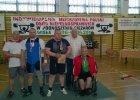 Ci�arowcy Startu ud�wign�li trzy medale