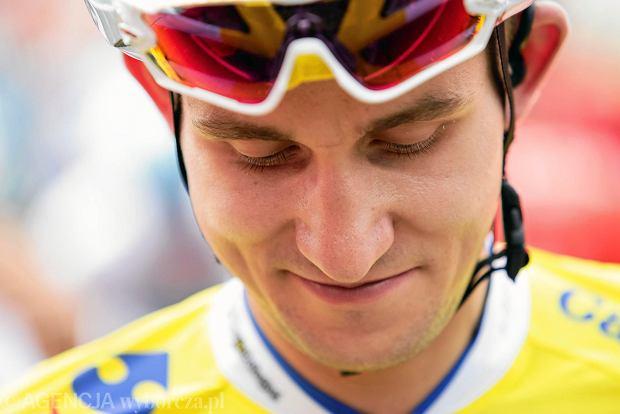 Zdjęcie numer 3 w galerii - Tour de Pologne. Michał Kwiatkowski trzeci na etapie Zakopane - Bukovina Resort. Polak pozostał liderem