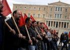 Grecy buntuj� si� przeciwko kolejnym oszcz�dno�ciom. Dzi� strajk generalny