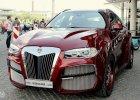 Tuning | AG Alligator | Najbrzydsze BMW X6 na �wiecie