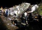 Tajwan: awaryjne l�dowanie samolotu podczas tajfunu. Mog�o zgin�� nawet 50 os�b
