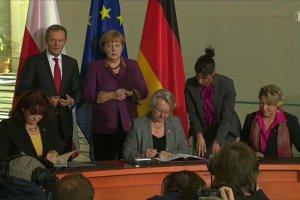 Ekspert: Niemcy niechętne bazom NATO w Polsce, bo chcą m.in. poprawy relacji z Rosją
