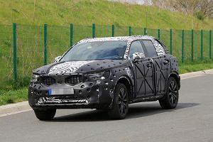 Prototypy | Volvo XC40 | Mały, szwedzki SUV