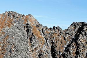 Turysta spadł z Orlej Perci. Pierwszy wypadek w polskich Tatrach w tym roku