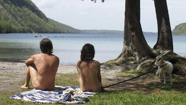 Plaża naturystów