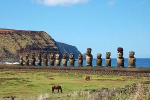 Wyspa Wielkanocna. Co wiemy o tajemniczych posągach?