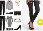 Stylizacje z czarnymi legginsami - zainspiruj się!