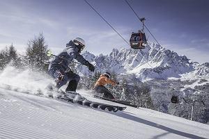 3 Zinnen Dolomity - śnieżny raj dla narciarzy, urlopowy raj dla rodziny