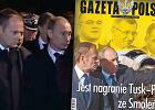 """Rozmowa Tusk-Putin w Smoleńsku. Macierewicz """"wstrząśnięty"""", Pawlak odpowiada"""
