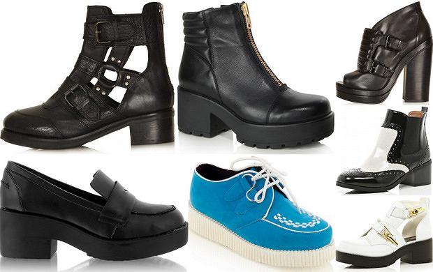 10 par modnie brzydkich butów