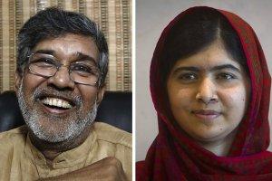 Nobel dla Malali Yousafzai i Kailasza Satyarthiego ma nag�o�ni� to, �e na ca�ym �wiecie prawie 60 mln dzieci nie chodzi do szko�y.