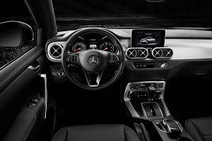 Mercedes-Benz X350d 4Matic - debiut pickupa z mocniejszym silnikiem