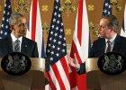 """Brytyjska prasa: S�owa Obamy o """"ko�cu kolejki"""" mog� zdecydowa� o referendum"""