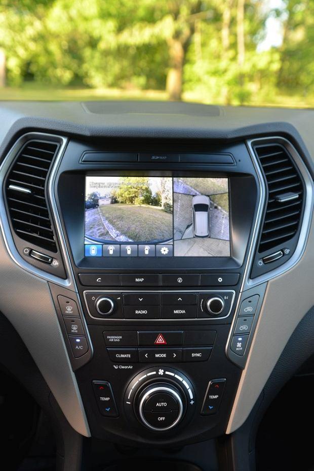 Hyundai Grand Santa Fe   Test   Komfort dla 6 osób
