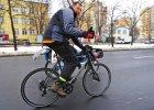 Jazda rowerem po mieście