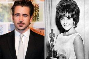 Colin Farrell o Elizabeth Taylor: Chcia�em by� jej kolejnym m�em