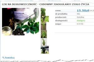 Polacy oszaleli na punkcie rośliny, która ma leczyć wszystko, także raka