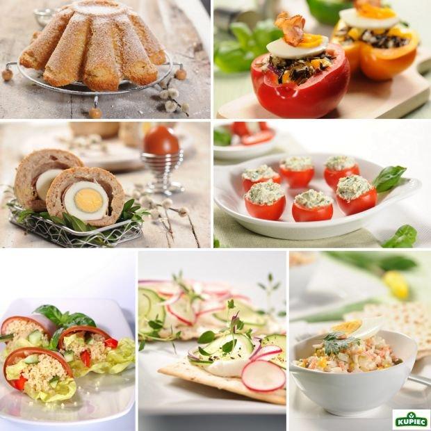 Wielkanocne menu od Kupca