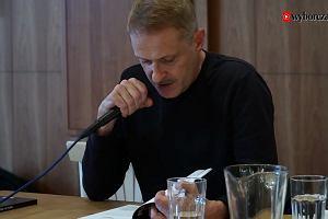 Czy Macierewicz chce powiedzieć dziennikarzom: Nie interesujcie się moimi rosyjskimi powiązaniami?