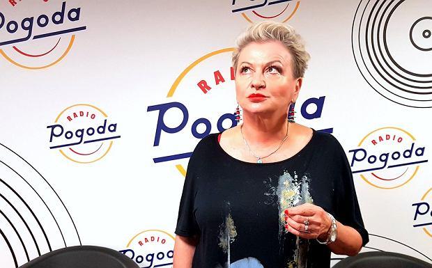 Hanna Bakuła w Radiu Pogoda, wywiad