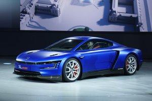 Salon Pary� 2014 | Volkswagen XL Sport z silnikiem Ducati