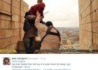 """IS przeprowadzi�o publiczne egzekucje. """"Gej�w"""" zrzucono z wie�y, 17 innych m�czyzn ukrzy�owano?"""