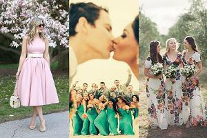 Sukienki dla świadkowej - wielki przegląd redakcji