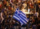 Przeciwnicy polityki oszcz�dno�ci demonstruj� w Atenach