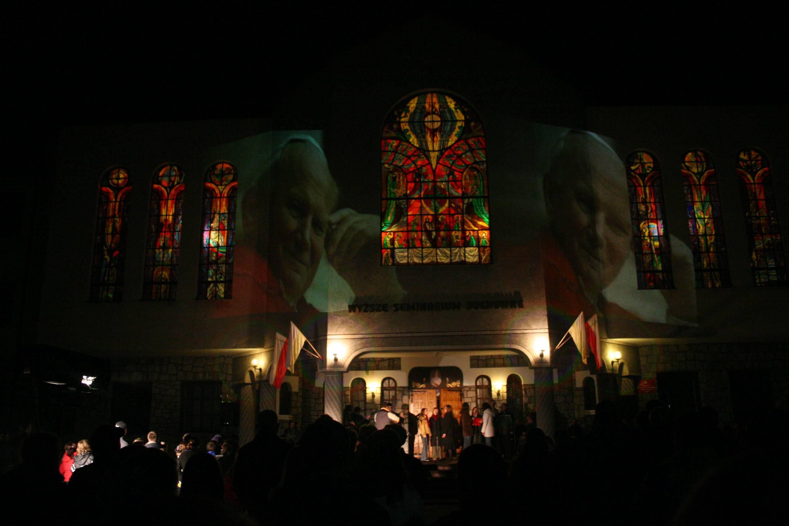 Wyższe Seminarium Duchowne w Radomiu (fot. Karol Piętek / Agencja Gazeta)