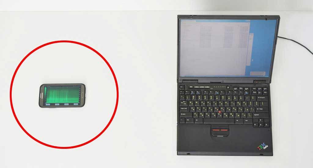 Procesor da się podsłuchać kiedy dekoduje klucze RSA