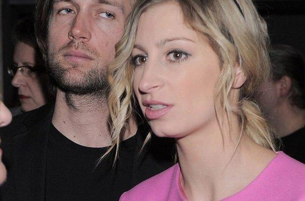 Magdalena Schejbal z partnerem S�awomirem Zieb�-Drzymalskim