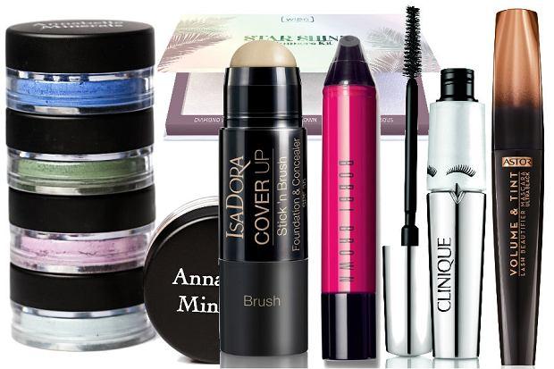 Wiosenne nowości makijażowe - mocne usta i perfekcyjna cera