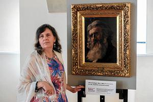Prawie 150 tys. zł kosztował obraz Artura Grottgera. To nowy nabytek rzeszowskiego muzeum