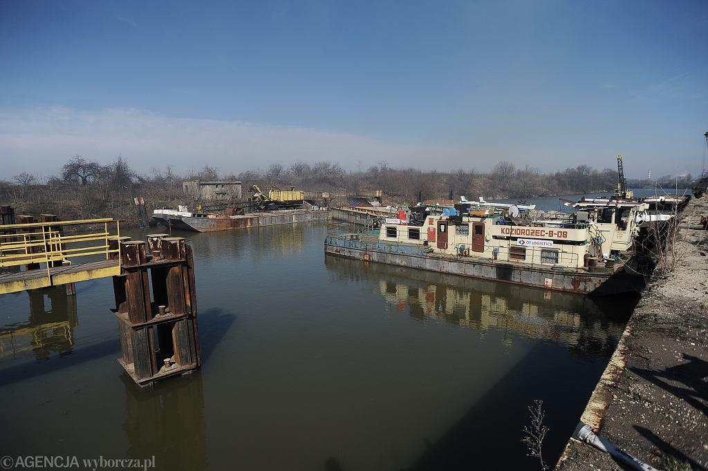 Port Opole, zdj. ilustracyjne