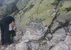 Wandale niszczą tatrzańskie szlaki. Usunięcie napisów będzie kosztowne